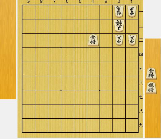 3手詰め詰将棋:第9問