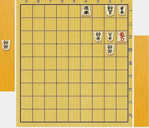 (詰め上がり図は▲1三角成まで)