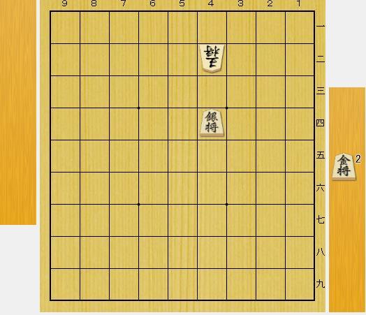 3手詰め詰将棋:第1問