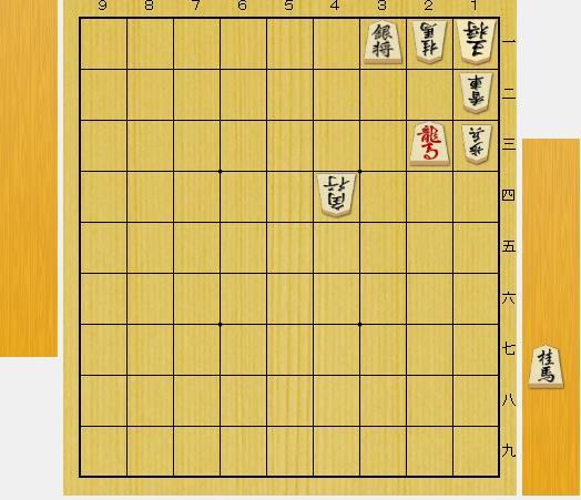 3手詰め詰将棋