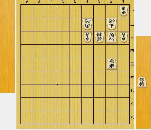 3手詰め詰将棋-第4問