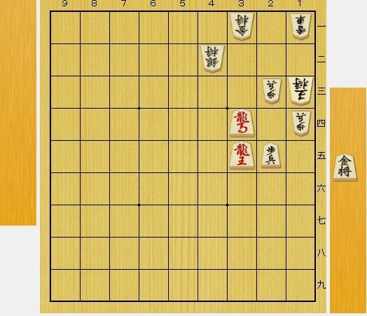 3手詰め詰将棋-第6問