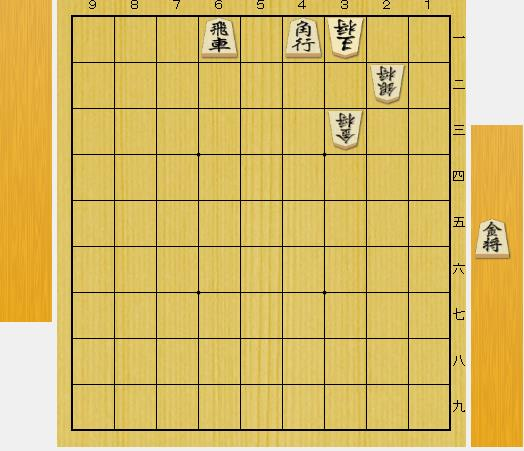 3手詰め詰将棋-第8問