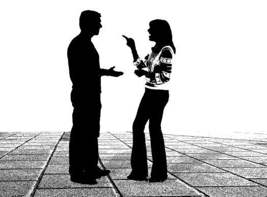 雑談のコツ2:絶対に相手の話を始めから否定してはいけない
