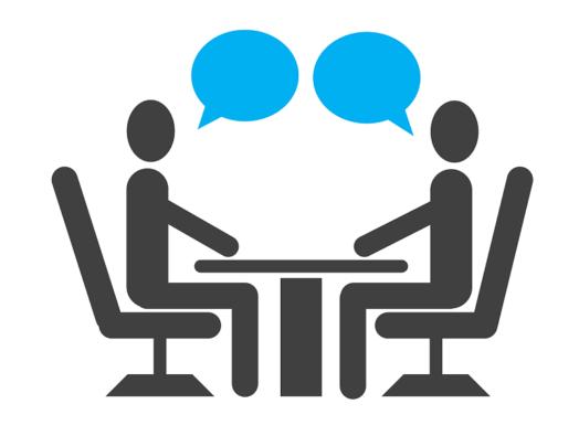 雑談のコツ3:口下手の人は質問だけしてれば基本OK!