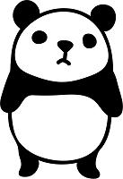 ブログを書けないパンダ