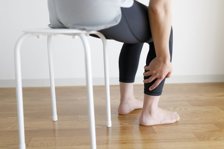 ふくらはぎが筋肉痛になった時に知っておくべきこと3選