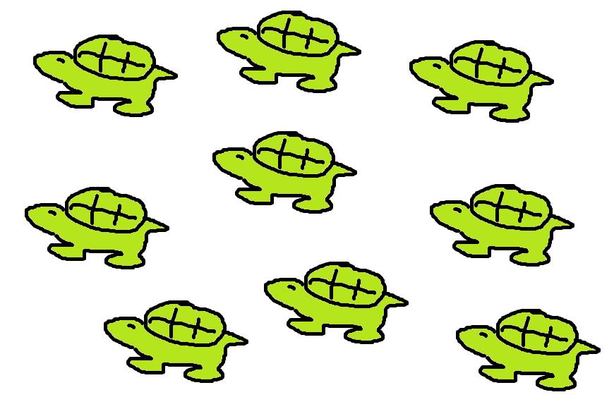 亀を繁殖させる方法と注意点【元気な子ガメを産ませる】