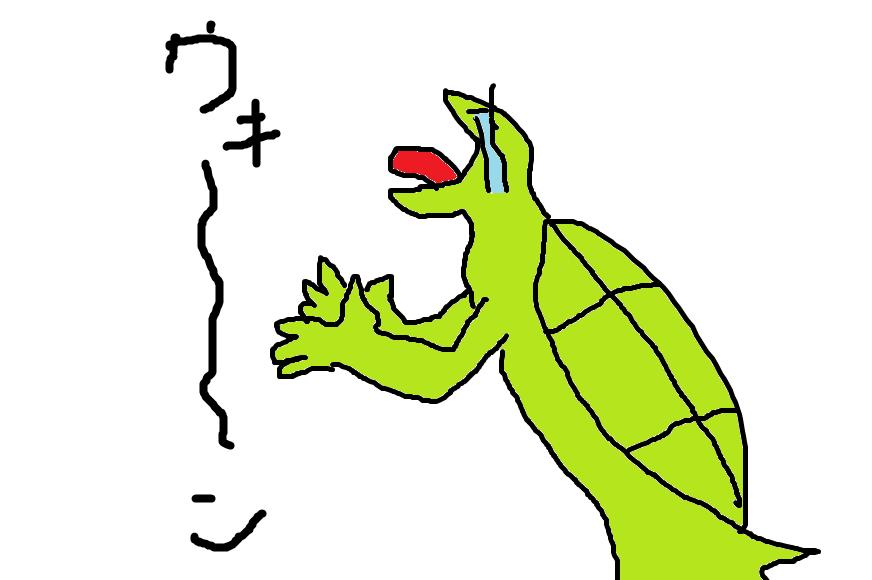 亀が涙を流す理由【ペットの亀とウミガメとで解説】