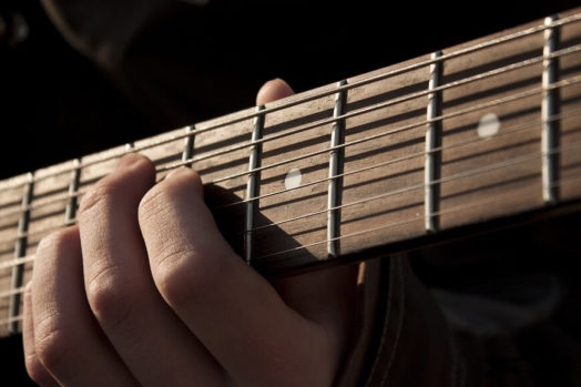 ギターのコードチェンジがうまくできない原因と対処法