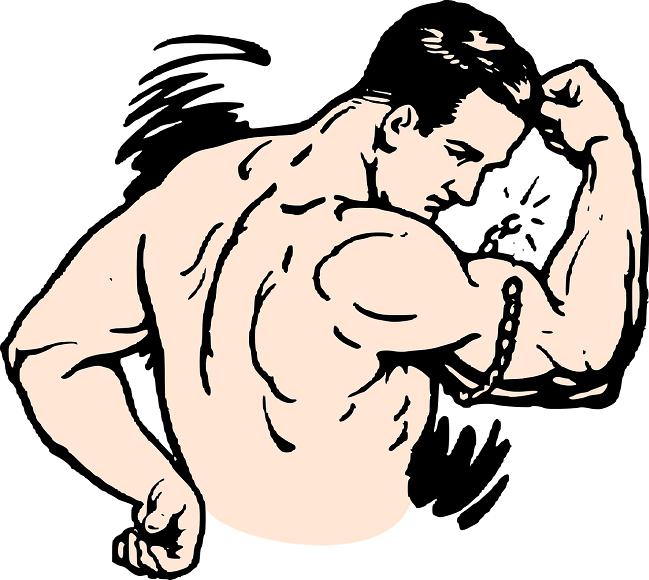 ダンベルで腕を鍛えるなら手首の向きを意識すること!