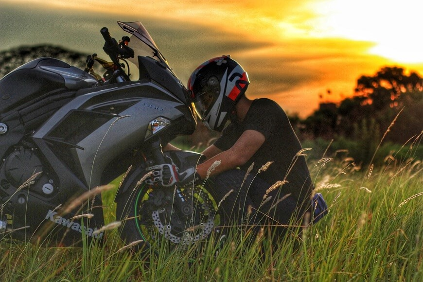 バイクにはフルフェイスヘルメットが一番いいと一周回って思った話
